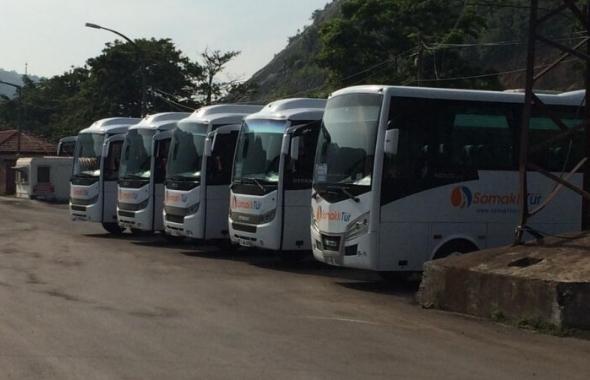 Toplu Taşımacılık Hizmetleri